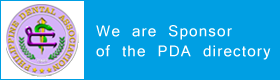 DentalCharting is Sponsor of the PDA